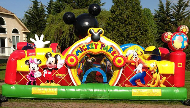 MICKEY TODDLER Learning PLAY PARK #CU9