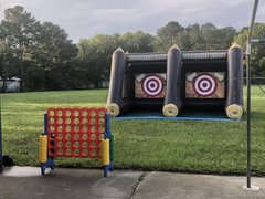 LumberJack Throw + Giant Connect Four$188Great for Kids & Adults