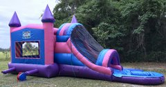 Princess Castle Water Slide ComboBest for ages 3-13