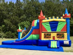 Kings Castle Water Slide ComboBest for ages 3-13