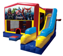 Themeable Combination Bouncers