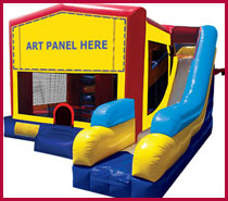 Combo Bouncer Rental
