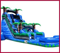 Atlanta Water Slide Rental