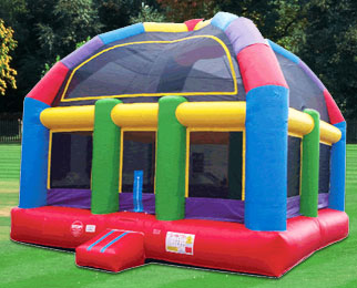 Inflatable Rental Obstacle Course Rental Bounce House Rental