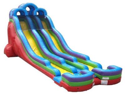 Dry Slide Rental