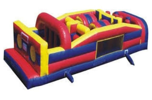 31 ft Radical Run Obstacle Course