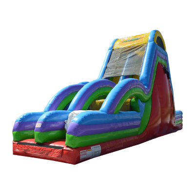 Atomic Drop Obstacle Course Rental
