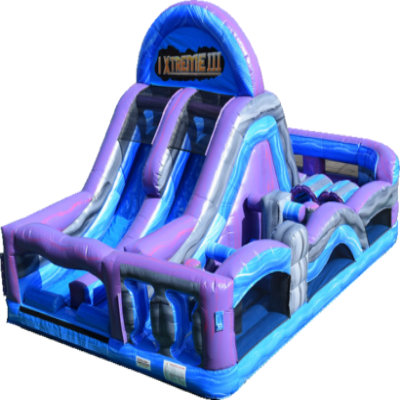 Party On Obstacle Course Rental