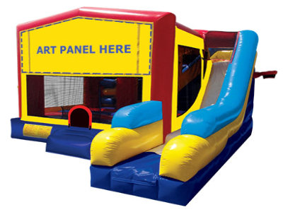 bounce and slide combo rentals atlanta