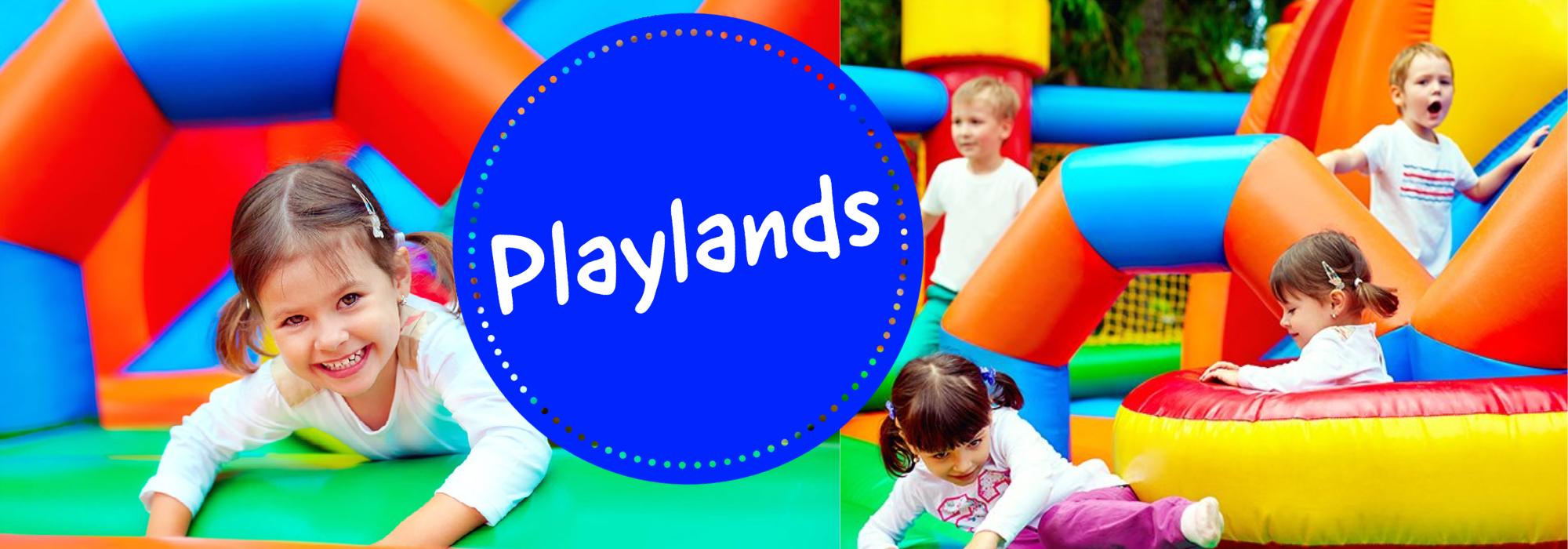 toddler playlands