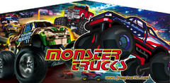 monster truck theme