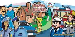 police theme