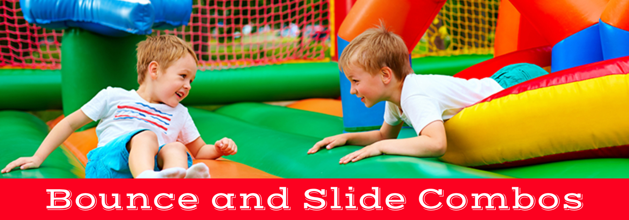 bounce and slide combo rentals in Cumming