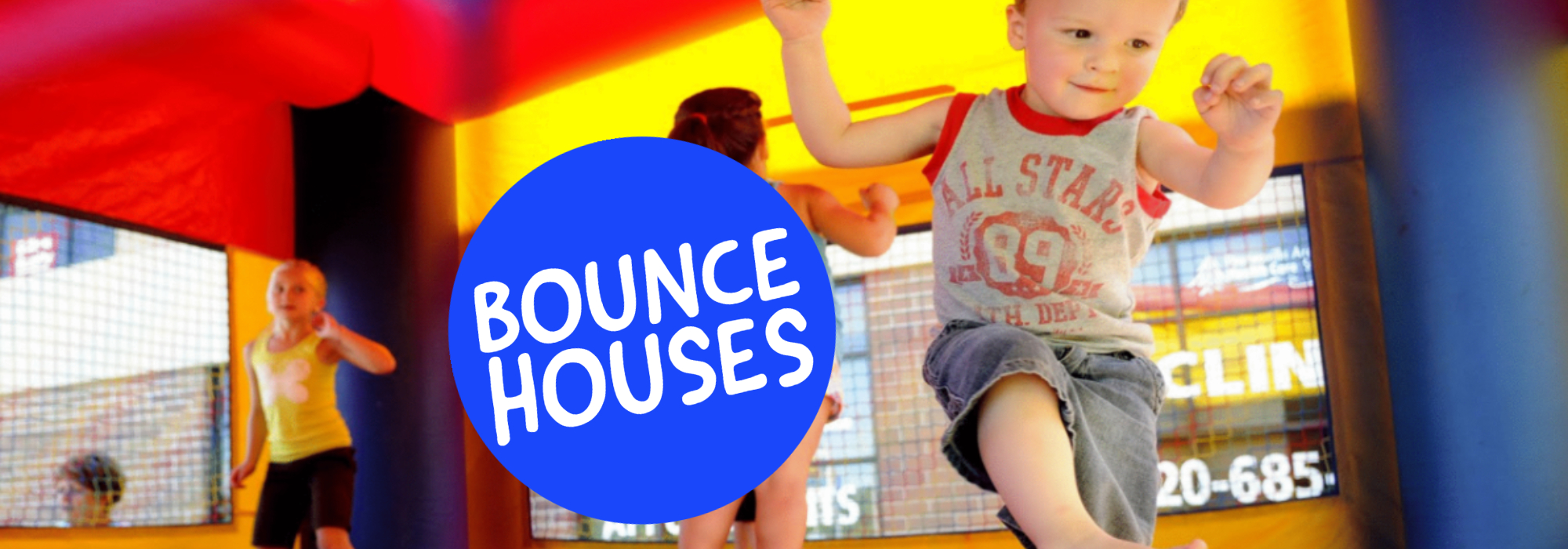 bounce house rentals in Flowery Branch