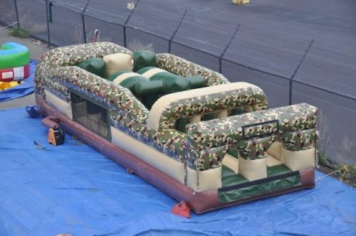 31' Radical Run Obstacle Course - Camo (OD31159C)