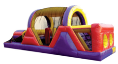 30' Obstacle Course with Climb and Slide (OD3001)