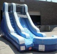 Blue Wonder water slide