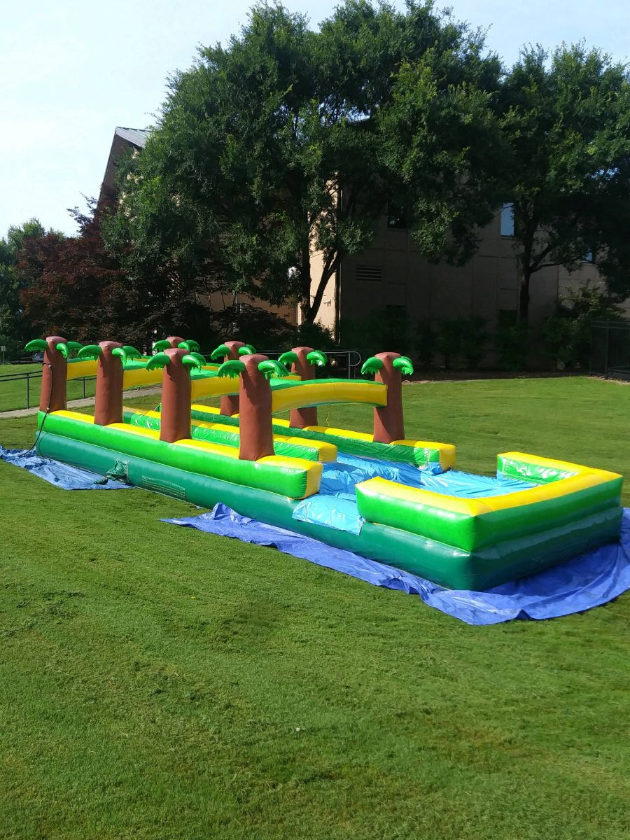 tropical dual slip and slide