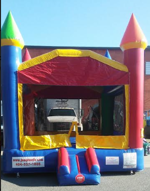 funtime castle bounce house