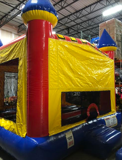 partytime castle bounce house