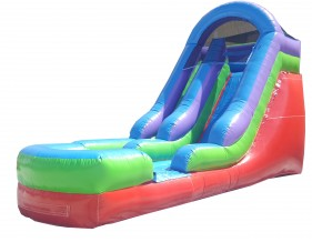13' High Backyard Water Slide
