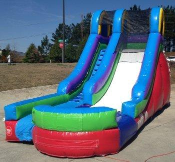 15' High Summer Celebration Water Slide (SWD15151)