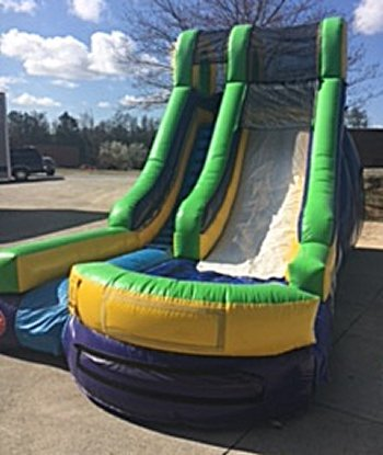 15' High Fun Festival Water Slide (SWD15004)