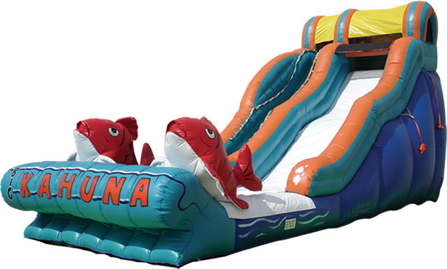 19' High Big Kahuna Water Slide (SWD191602)