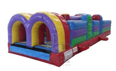 30' Retro Obstacle Course