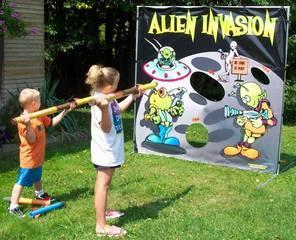 Alien Invasion Game (FG001)