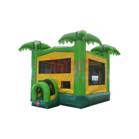Tropical Adventure Bounce House