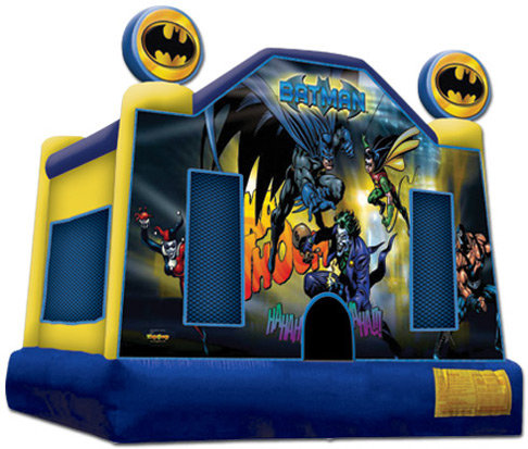 Batman and Robin Moonwalk - Large (M151401)