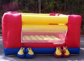 Bouncy Boxing Inflatable Game (JSIG8)