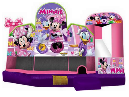 Disney Minnie Mouse Extra Large Combo Bounce, Climb and Play