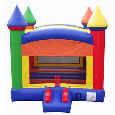 Fantasy Castle Bounce House - Medium (M14011)