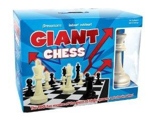 Chess Game Set - Large Indoor/Outdoor (BPG004)