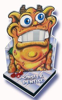 Monster Dentist Stand-Up Game
