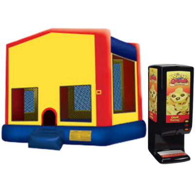 Playtime Bounce House with Concession