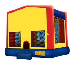 Themed PlayTime Bounce House