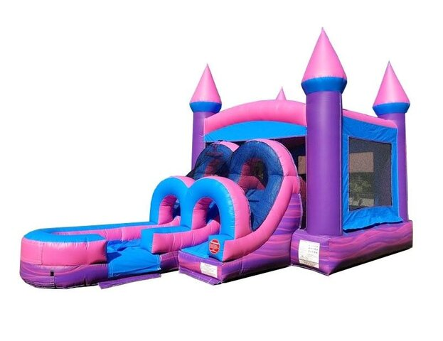 Princess Daydream Bounce and Slide