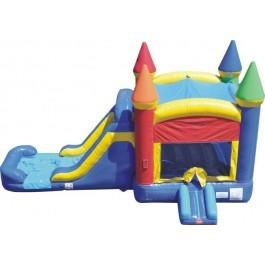 Funtime Combination Jump and Water Slide