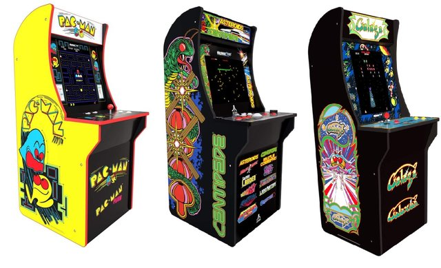 Deluxe Arcade Game Package