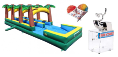 Slip and Slide Summer Party Package