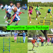 Competitive Sports Games Package