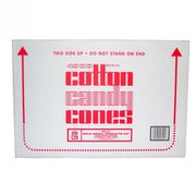 Cotton Candy Cones Only - 50 Cones