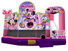 Disney Minnie Mouse Extra Large Combo Bounce, Climb and Play (CWD19162)
