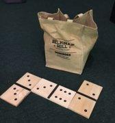 Dominoes Game Set - Large Indoor/Outdoor (CG1505)
