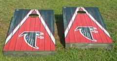 Cornhole Game Set - Atlanta Falcons (CG1601)