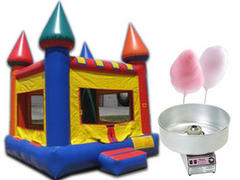 Fantasy Castle Backyard Party Package