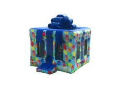 Gift Box Bounce House - Medium (M131707)